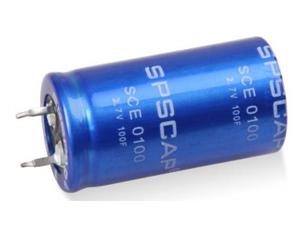 SCE-SPZ-2.7V ultracapacitor