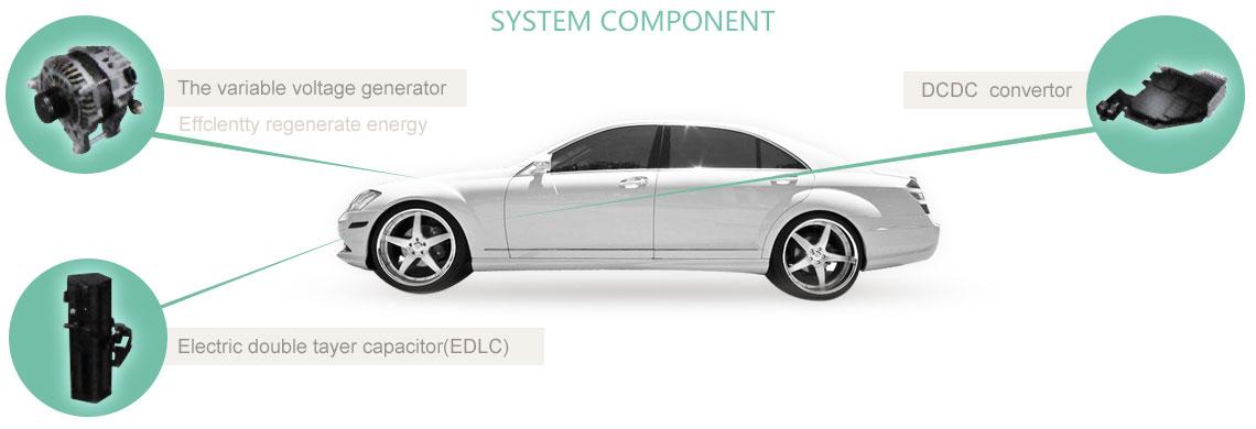 regenerative-brake-systems component