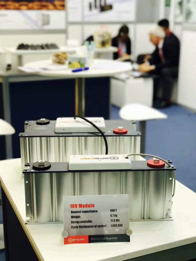 modules-ultra capacitor