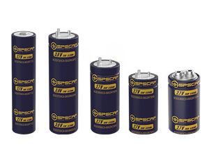 SCE-series supercapacitor vs battery