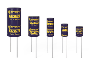 SCV-series-esr capacitor